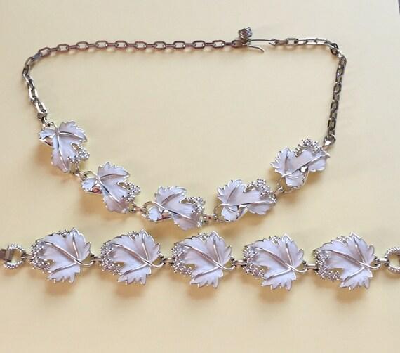 Sarah Coventry Demi Parure, Sarah Coventry Jewelr… - image 1