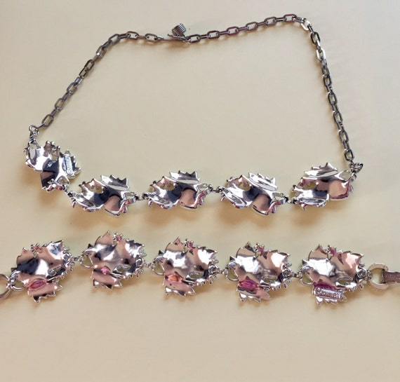 Sarah Coventry Demi Parure, Sarah Coventry Jewelr… - image 5
