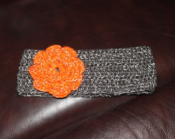 crochet earwarmer / headband