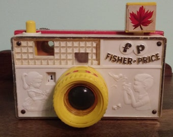 Fisher Price Picture Story Camera