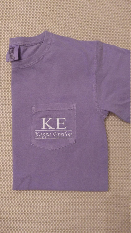 Custom Greek Letter T Shirts Bcd Tofu House