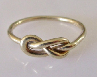 Vintage 9ct Gold Knot Ring