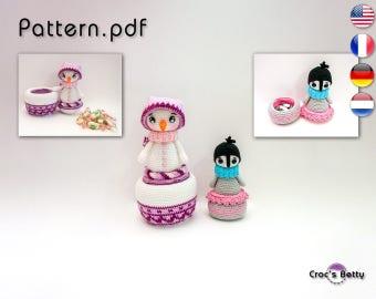 Pattern - Pack Winter & Pingo