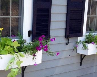 Composite Window Box Flower Box Planter Box