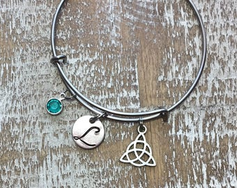 Celtic knot bracelet - Celtic bracelet - Celtic jewelry - Celtic knot - Celtic - Friendship bracelet - Irish bracelet - Irish -