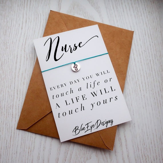 Christmas Gift Nurse Gift Nurse Birthday Card Graduation Etsy