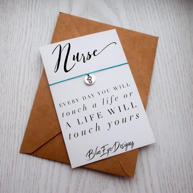 Nurse Gift Birthday Card Graduation Nurses