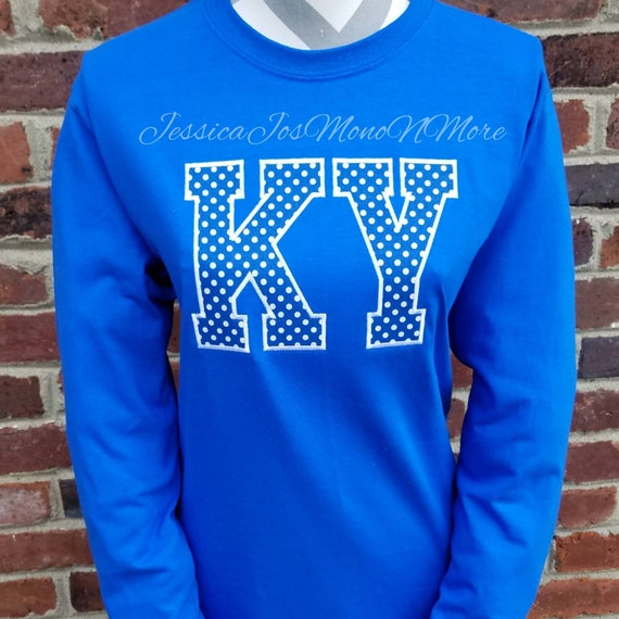 Kentucky Shirt State Pride KY Any