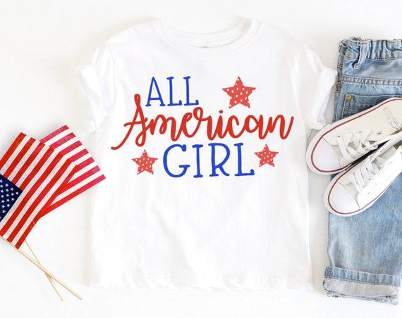 All American Girl Shirt