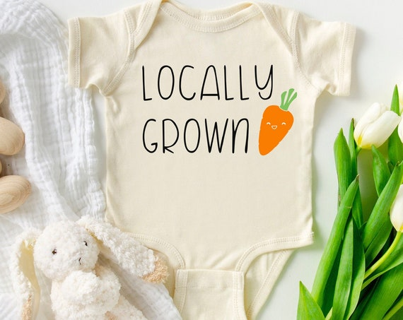 Locally Grown Little Sprout Kids Graphic Tee