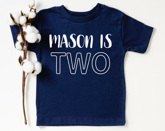 Toddler Birthday Shirt