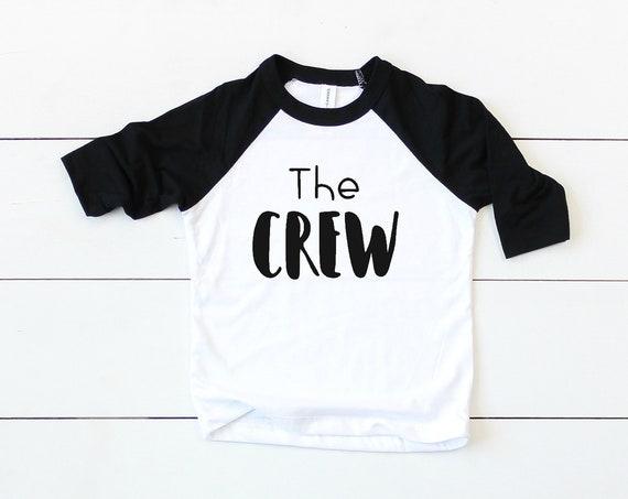 The Crew Sibling Shirt