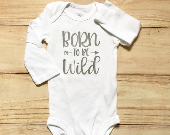 Born to be Wild Bodysuit