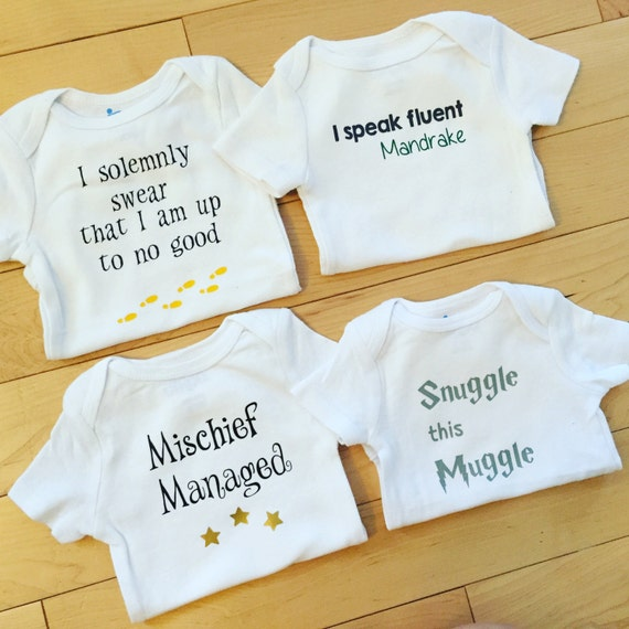 Harry Potter Baby Gift Set