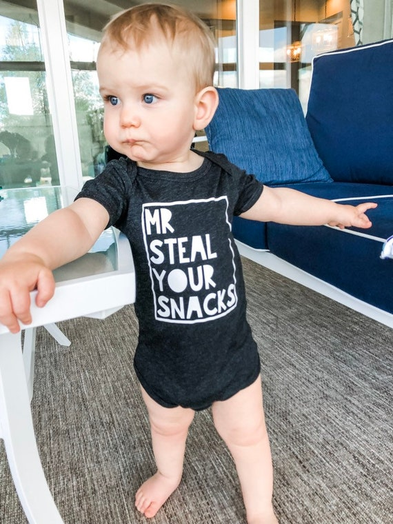 Mr Steal Your Snacks Shirt