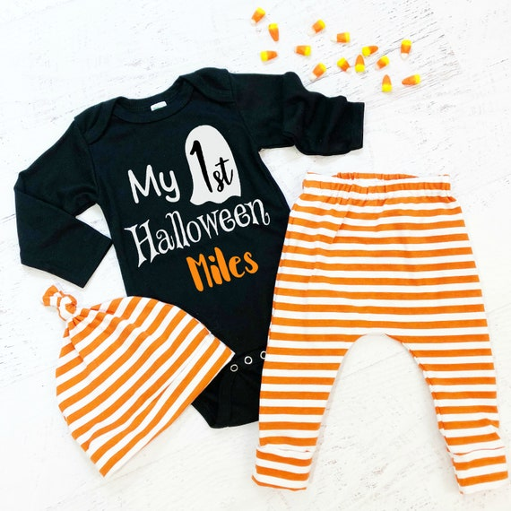 My First Halloween Outfit