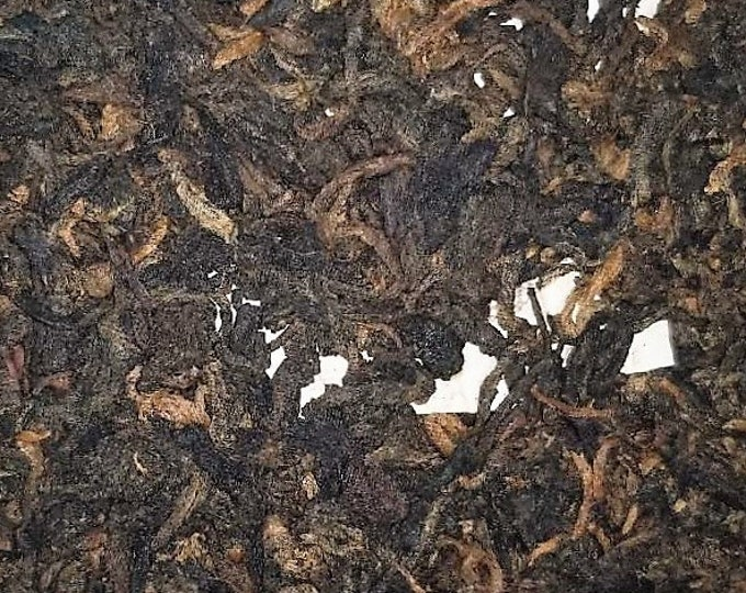 2017 Camphor Aroma, Vesper Chan (ripe)