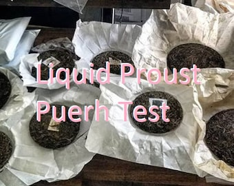 Puerh Sourcing Experience with LP! Round #2