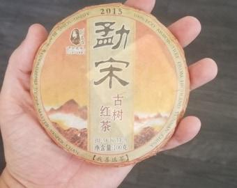2015 MengSong, black tea, Vesper Chan, (100g)