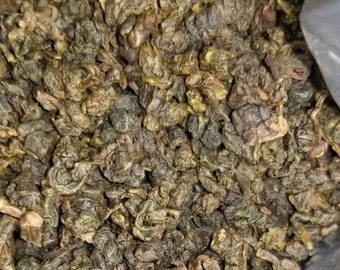 Roasted & Rested Lushan Oolong