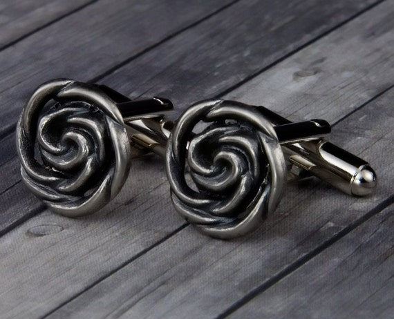 Arrowhead Cuff Links Mens Jewelry Mens Accessories Arrowhead Mens Gift Groomsmen Gifts Arrowhead Cufflinks Gifts for Him