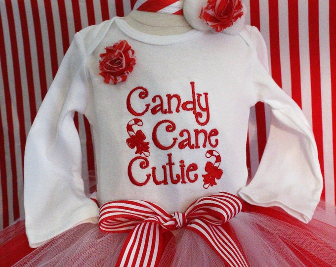 Featured listing image: Baby girl, Christmas outfit, baby girl clothes,Toddler girl, girls Christmas shirt, Christmas, baby shower gift, baby girl gift, Candy cane