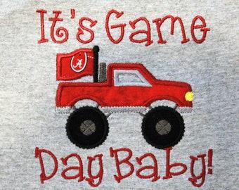 Baby boy, baby boy clothes, Alabama, Crimson, Tide, bodysuit, shirt, t shirt, baby clothes, baby  shower gift, custom, handmade, newborn