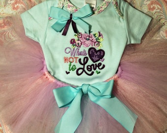 Baby girl clothes, baby girl, Valentine's Day, Baby shower gift, new baby gift, coming home, take me home, baby tutu, pink, lavender