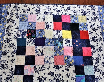 Patchwork, memory quilt, quilts, recycled clothes, clothing quilt, remembrance, sympathy, throw size, twin size, full size, king size