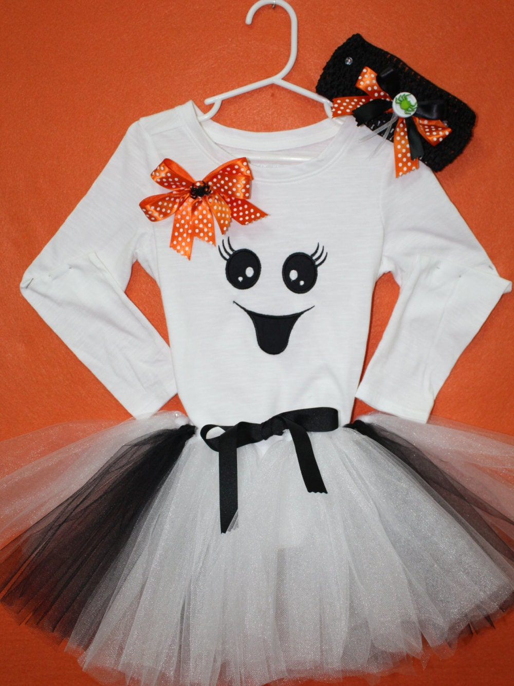 ghost costume, baby girl ghost costume, girls ghost costume
