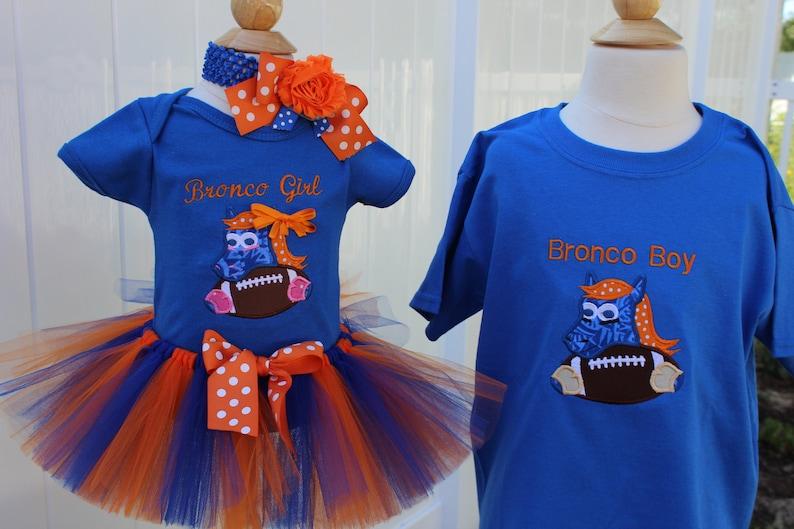 toddler girl broncos shirt