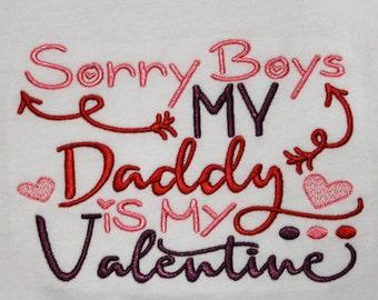 Valentine's Day, Valentine shirt, girl Valentine shirt, tshirt, t shirt, t-shirt, daddy, Valentine, hearts, girl shirt, girls shirt