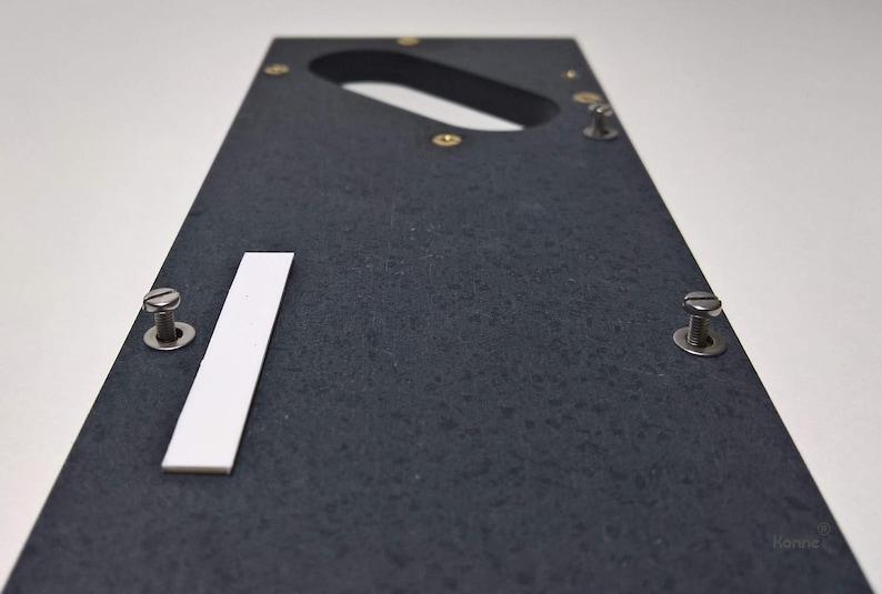 Tone Arm Board with SME cut for Thorens TD 150  I  II