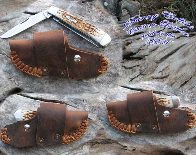 Buffalo Quick Draw, Quick Draw Knife Sheath