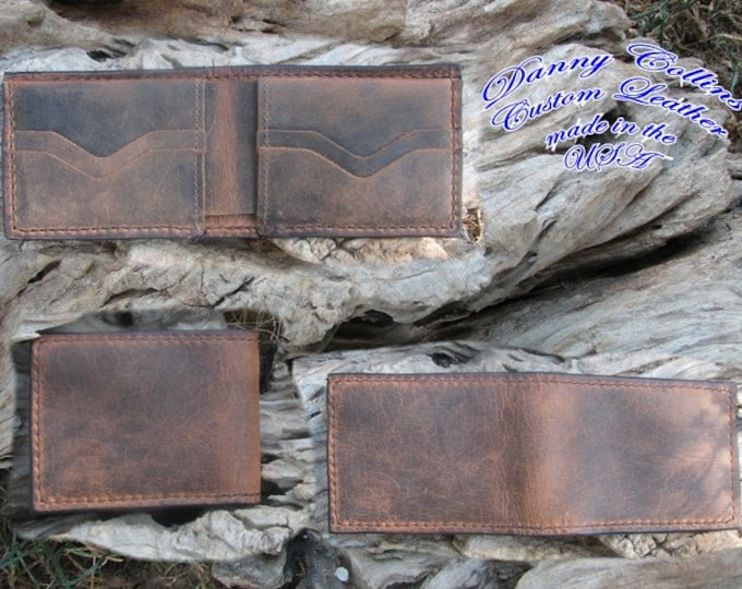 Buffalo Leather wallets