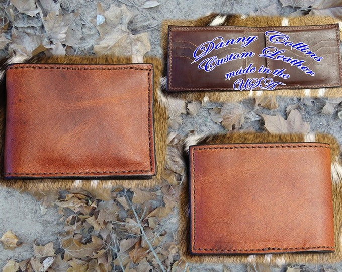 Leather wallet, Mens Leather Wallet, Leather Bifold Wallet