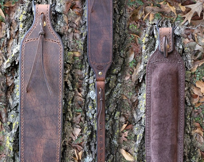 Rifle slings, Buffalo rifle slings, Buffalo leather slings