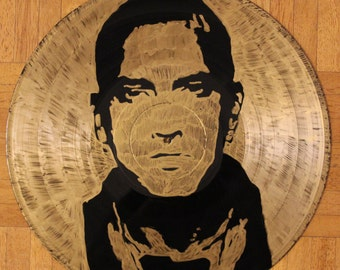 Eminem on Vinyl Record