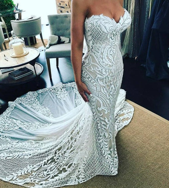 Sexy long wedding dresses