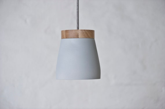 Grey Pants Lampen : Hanging lamp frida xl greybluelight incl led bulb etsy