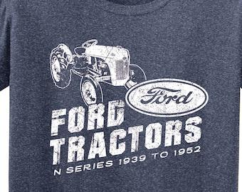 b2bb7beb Ford Tractor Vintage | Farmer Shirt | Rural | Farm T Shirt | Ford Tractor | Tractor  Shirt | *New* Softstyle Unisex Tee | Soft