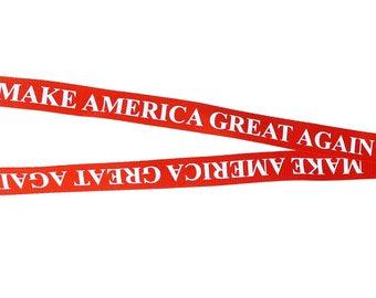 Make America Great Again Lanyard / Trump Lanyard