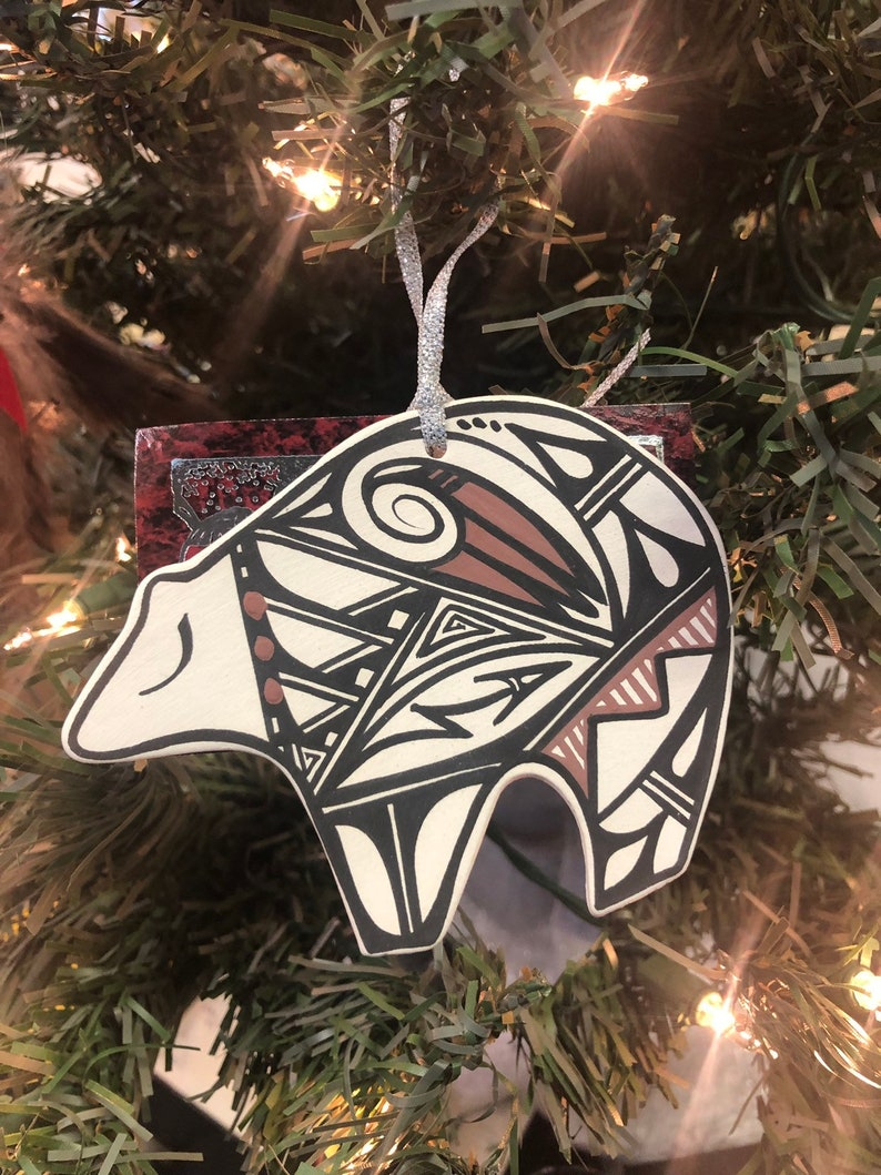 Native American Christmas Ornaments.Native American Christmas Ornament Dream Catcher Hand
