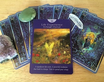 Personal Oracle Card Reading // 3-5 Card Spread
