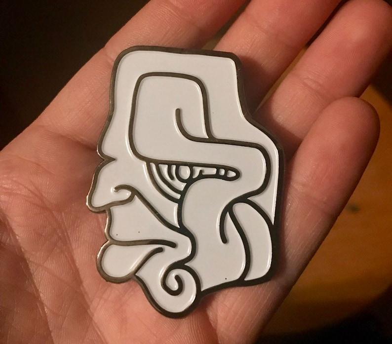 SYCO Graffiti Art Hat pin image 0