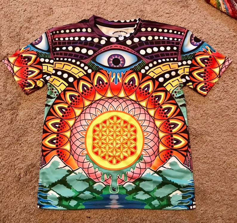 T-Benz Geometry T-Shirt image 0