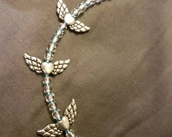 """Angel Heart Bracelet 7"""""""