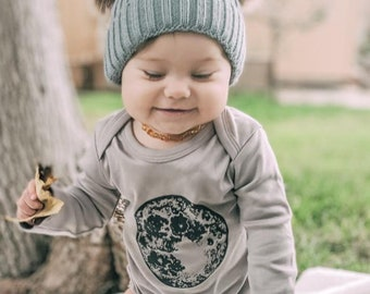GREY Baby Clothes