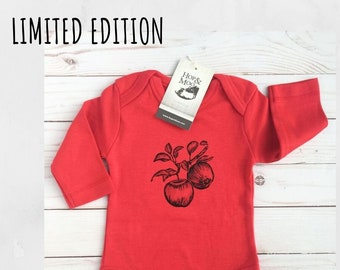 RED Baby Clothes
