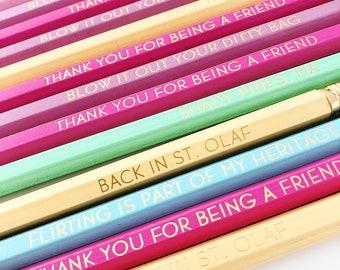 BULK LOT of Golden Girls pencil singles! 16 pencils in total!